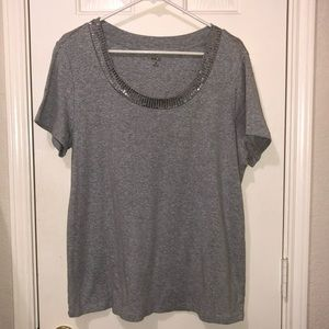 Cute Style & Co. Plus Size Top